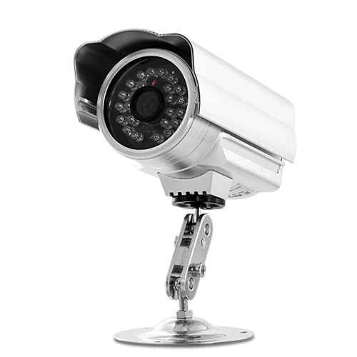 Skylink - PoE IP Security Camera (Weatherproof, Motion Detection)