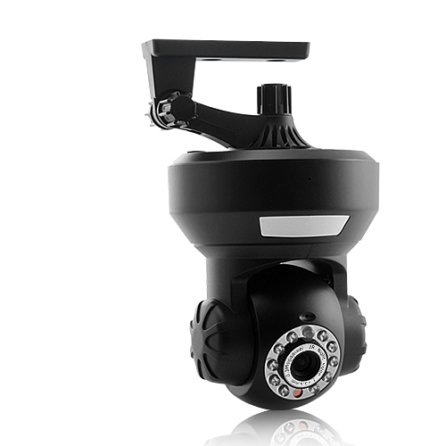 Wireless IP Security Camera (Automatic Nightvision, H.264, Angle Control)