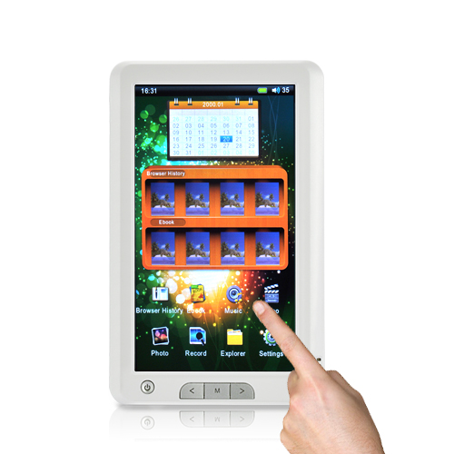 Wholesale Mebook Touch - 7 Inch Anti-glare eBook Reader + Media Player