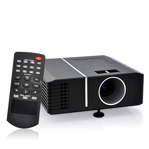 Wonder View - Mini DLP Projector (150 ANSI Lumens, 800 x 600)
