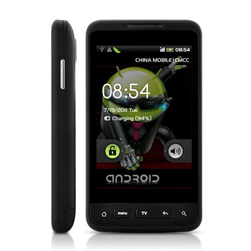 CyberJam - 3G Unlocked Android Smartphone with 3.8 inch QVGA Screen