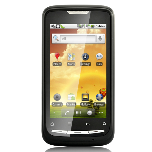 Avior - Android 2.2 Smartphone (Dual SIM, 3.2 Inch Touchscreen, WiFi)