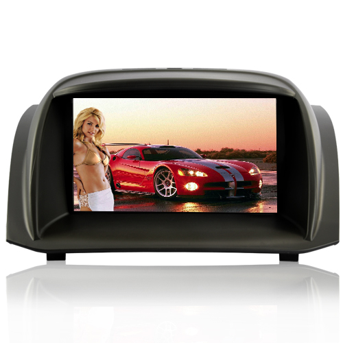 "Wholesale Road Rave - 7"" In Dash Car DVD Player with GPS, Bluetooth, TV"