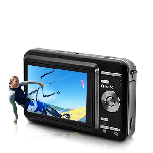 Wholesale 3D Video Camcorder (3 Inch Glasses-Free 3D Screen, Dual 5MP CMOS Sensor)