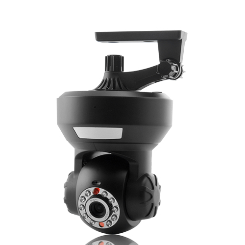 Wireless IP Camera with IR Filter (Micro SD Card Recording, H.264)