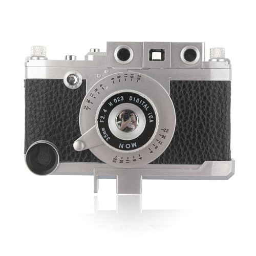 Camera Style Case for iPhone 4/4S