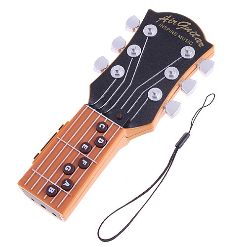 Wholesale IR Air Guitar Toy for Novice Kids - Black