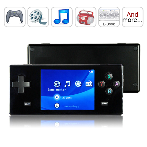 Dingoo A320 2.8 inch LCD Multi Platform Portable Gaming Entertainment Station