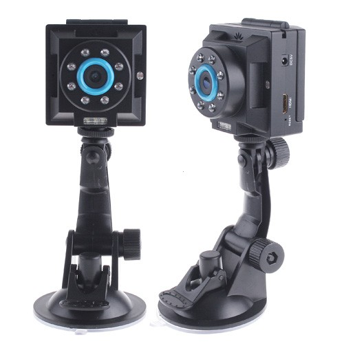 HD 2.5 Inch Display Vehicle Car DVR with Night Vision