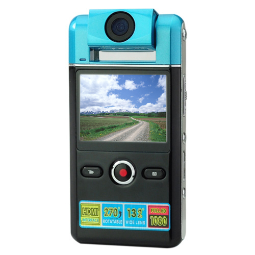2.0 inch Display Car DVR with TV Out & Motion Detection & Loop Recording