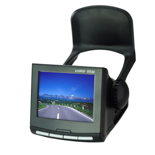 2.4 inch LCD Screen Full HD 1080P with Night Vision Car DVR Recorder