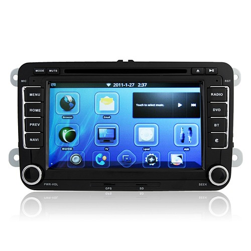 New cool electronic products releasejanuary 2013 plusbuyer 2 din android car dvd player for volkswagen 7 fandeluxe Gallery
