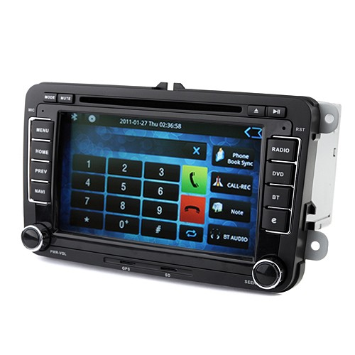 2 DIN Android Car DVD Player i