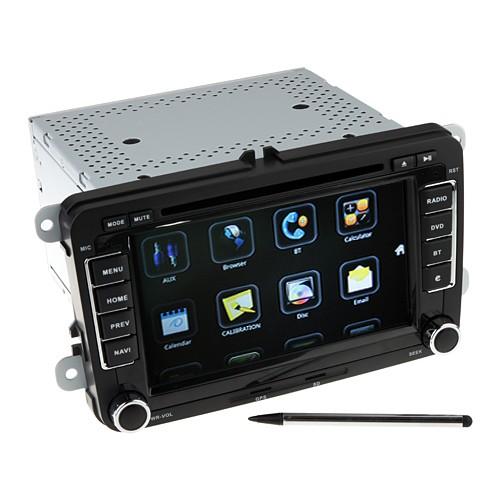 2 DIN Android Car DVD Player m