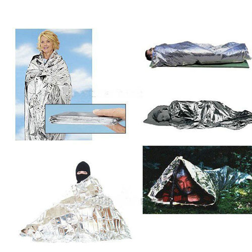 out survival blanket s
