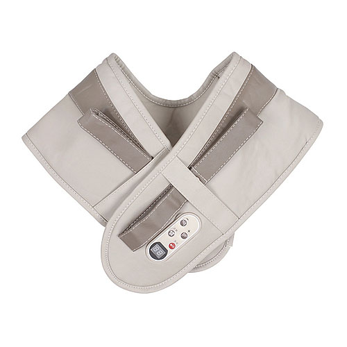 Electromotion Vibrating Massage Belt for Neck, Shoulder and Back