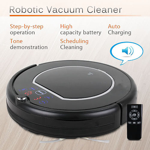 Wholesale Automatic Smart Robot Vacuum Floor Cleaner Sweeper