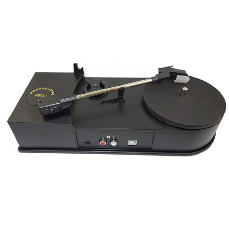 Wholesale Retro USB Turntable Record Player with Speaker - Convert Vinyl L