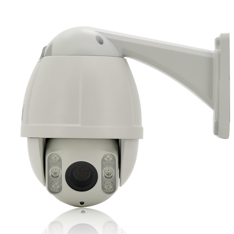 Wholesale 1/3 Inch CMOS 960p Outdoor IP Camera (1.3 MP, 10x Optical Zoom, 100m Night Vision, H.264)