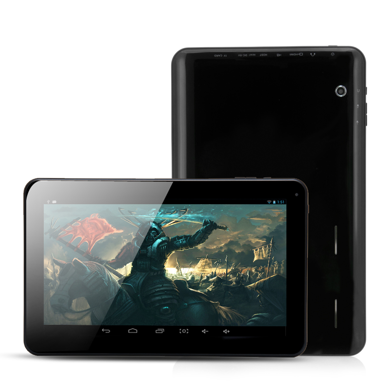 Wholesale Warlord - 10.1 Inch Android Tablet (Dual Core 1.3GHz CPU, 1024x600, 8GB ROM, 5000mAh)