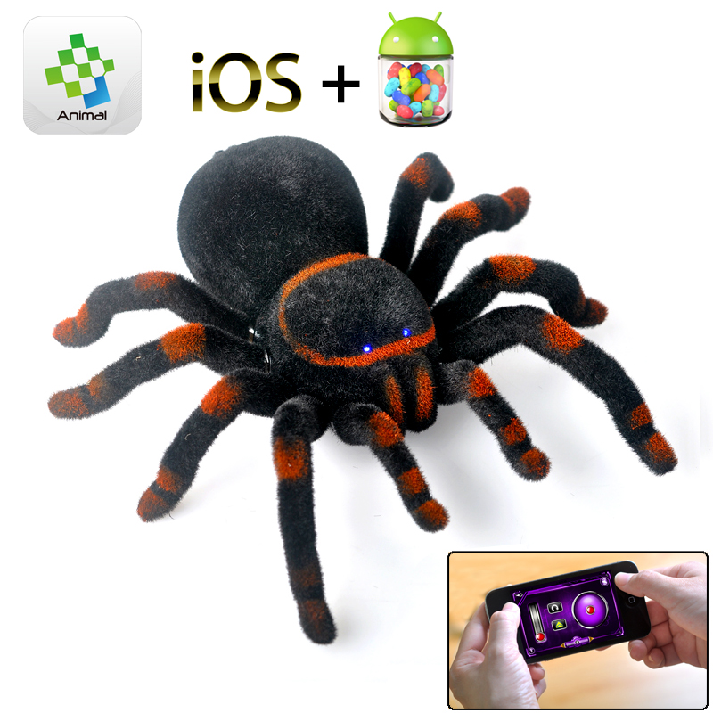 Wholesale 2.4GHz RC Tarantula For Android and iOS