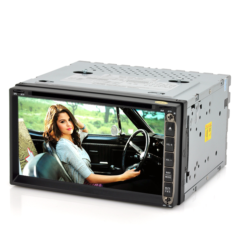 Wholesale 2 DIN 1080p Windows Car DVD Player (6.95 Inch Touch Screen, 3G, GPS, Bluetooth, RDS)