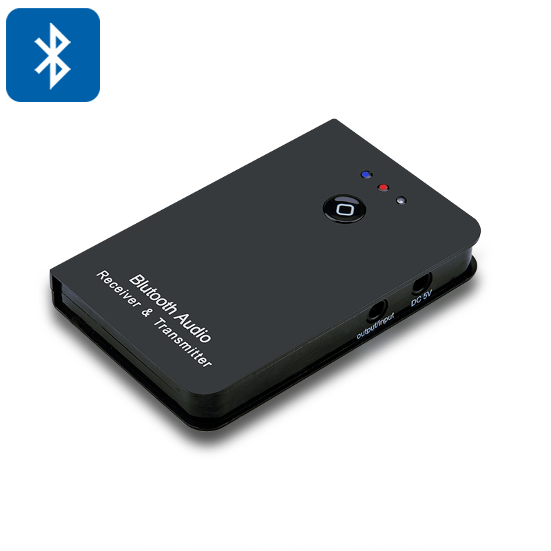 Wholesale Bluetooth Stereo Audio Receiver + Transmitter 2 in 1 - For Speakers, TV, Mobile Phone, MP3 Player
