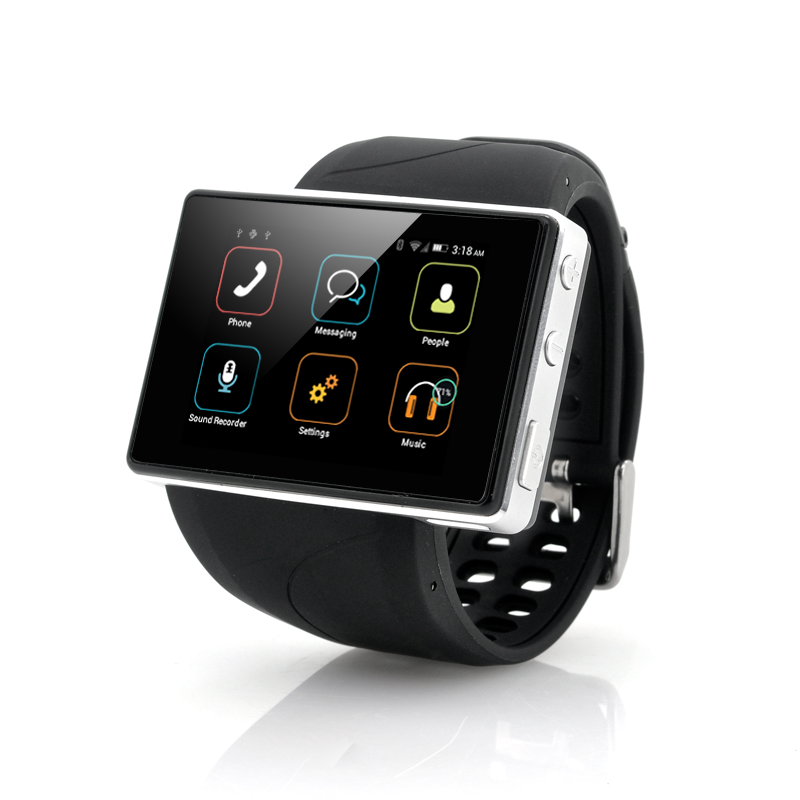 Wholesale FineWatch - 3G Android Watch Phone (1GHz Dual Core CPU, 2 Inch I