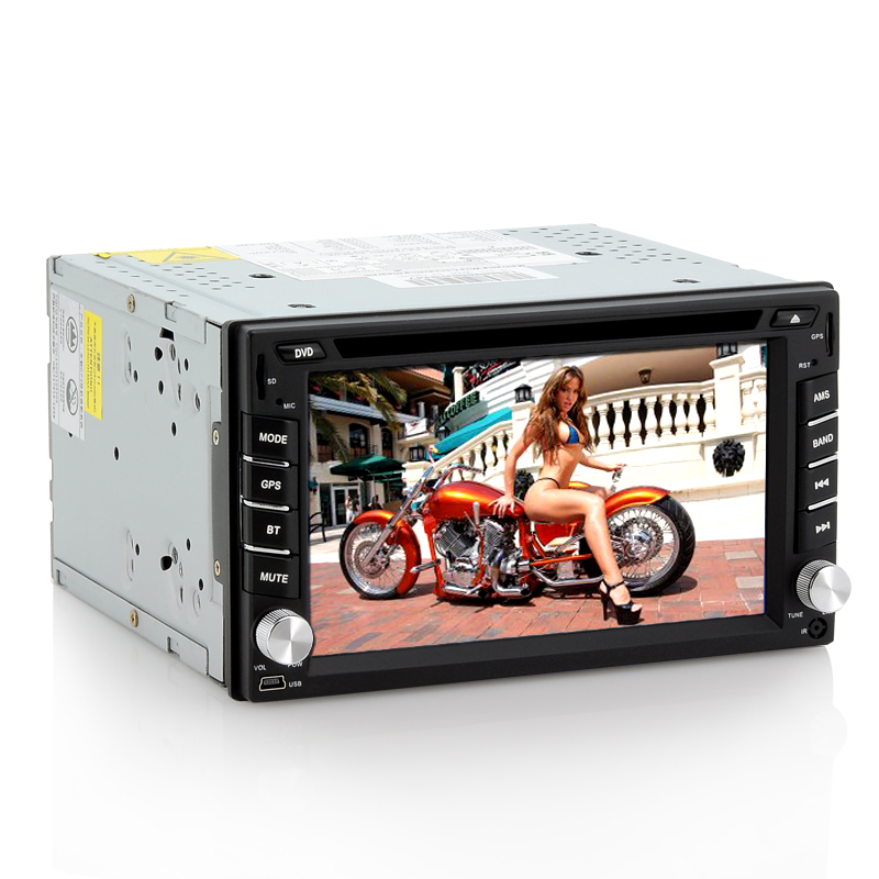 Wholesale 6.2 Inch Touchscreen 2 DIN Android Car DVD Player (GPS, Wi-Fi, 3G, Bluetooth, Dual Core 1.0GHz CPU)