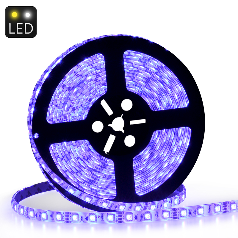 Wholesale RGB Color Changing Waterproof LED Strip (IR Remote Control, 7 Me