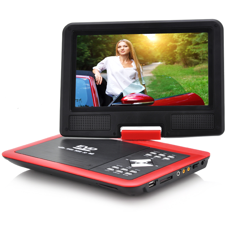 Wholesale 8.7 Inch LCD Portable DVD Player with Game Controller (Copy Func