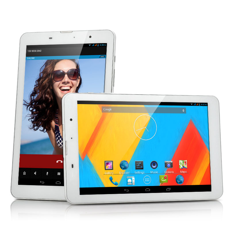 Wholesale 8 Inch HD 3G Android Tablet (Dual SIM, Quad Core 1.3GHz CPU, 1280x800, 1GB RAM + 8GB ROM)
