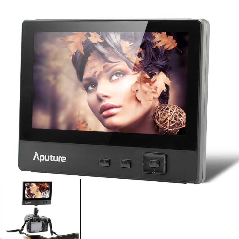 Wholesale Aputure VS-1 7 Inch LCD Digital Video Monitor for DSLR and Camco