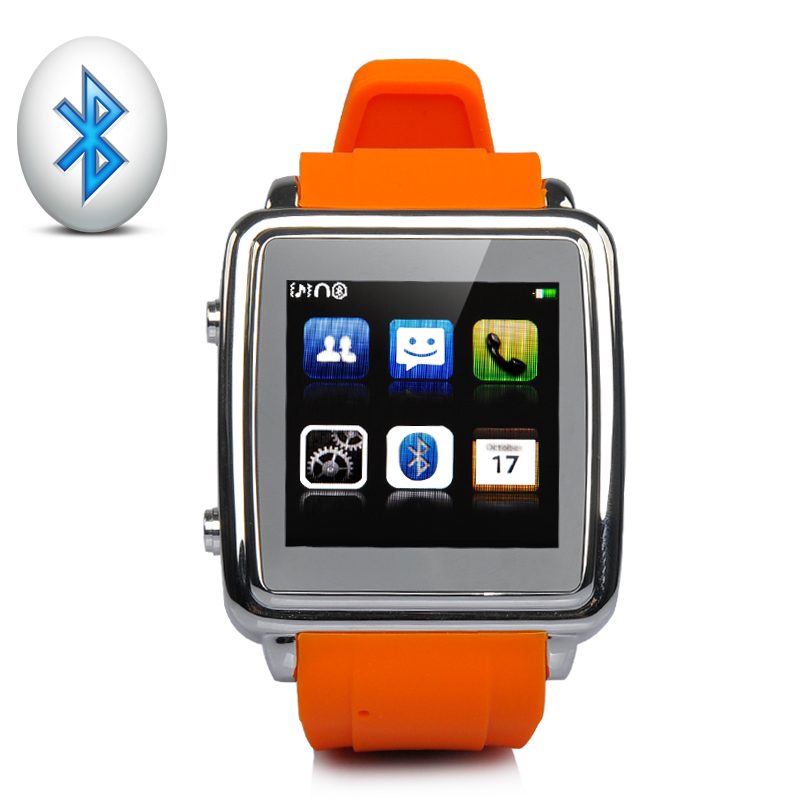 Wholesale MiGo - Bluetooth Smart Watch with 1.54 Inch Touch Screen (SMS +