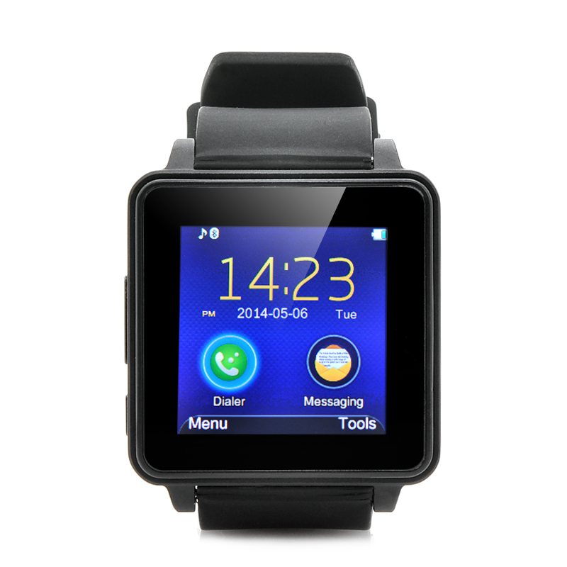 Wholesale Bluetooth Smart Watch for Smartphone (Answers Calls, SMS, Camera Remote Control, Notifications)