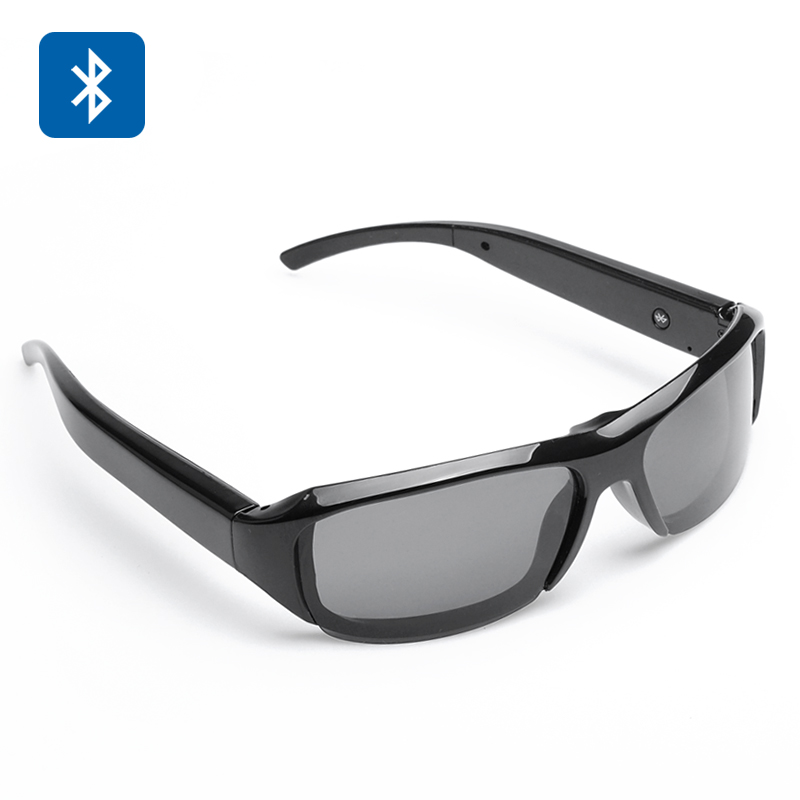 Wholesale Bone Conduction Bluetooth 3.0 Sunglasses (Hands-Free, Splash Proof, Sweat Proof)