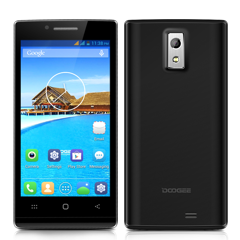 Wholesale DOOGEE Latte DG450 Quad Core Phone with 1080p HD Video Recording