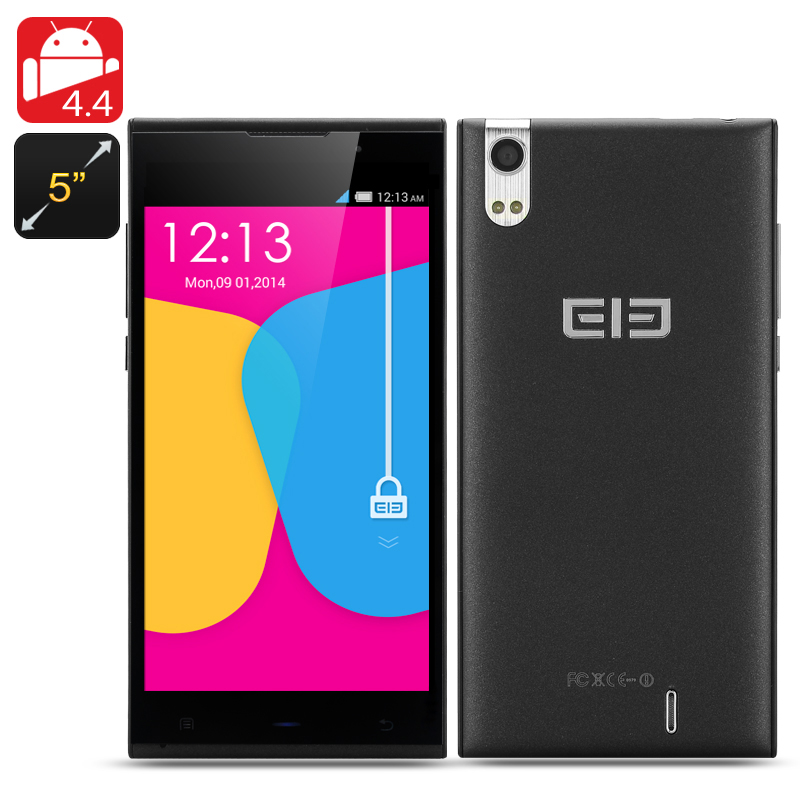 images/2014-electronics/Elephone-P10-5-Inch-Quad-Core-Phone-1280x720-1-3GHz-CPU-Android-4-4-1GB-RAM-16GB-ROM-Black-plusbuyer.jpg