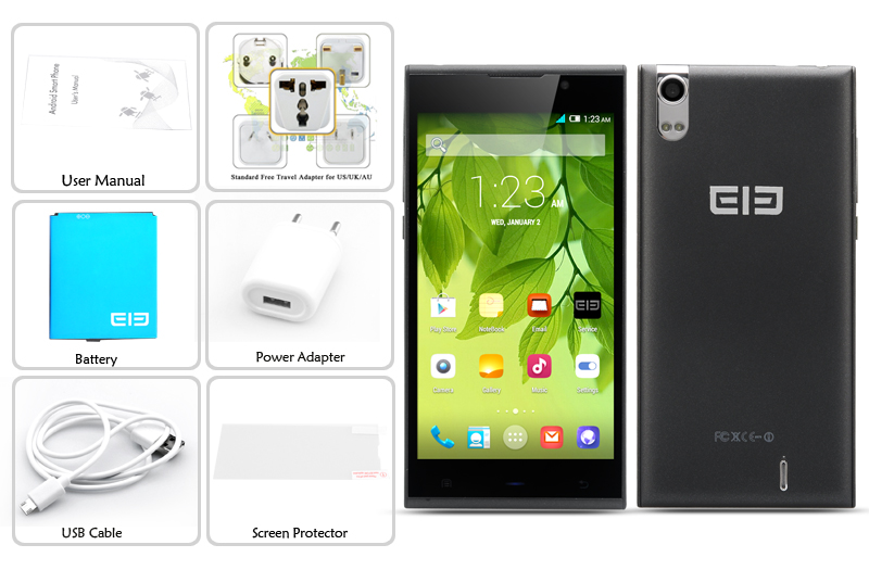 images/2014-electronics/Elephone-P10C-5-Inch-Android-4-4-Phone-Quad-Core-1-3GHz-CPU-960x540-1GB-RAM-8GB-ROM-Black-plusbuyer_8.jpg