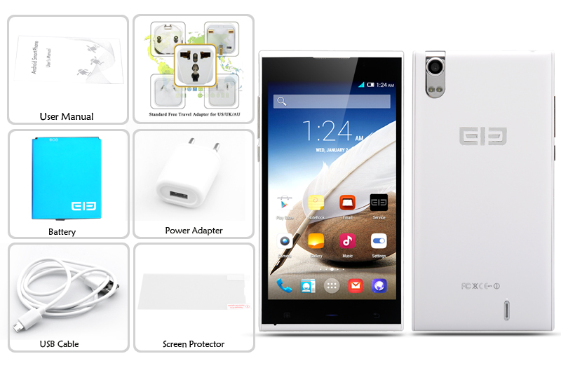 images/2014-electronics/Elephone-P10C-5-Inch-Android-4-4-Phone-Quad-Core-1-3GHz-CPU-960x540-1GB-RAM-8GB-ROM-White-plusbuyer_8.jpg