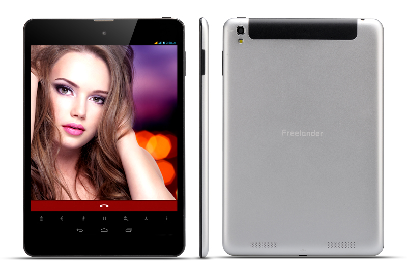 Freelander PX3 7 85 Inch IPS Android 4 2 Tablet PC (Dual SIM
