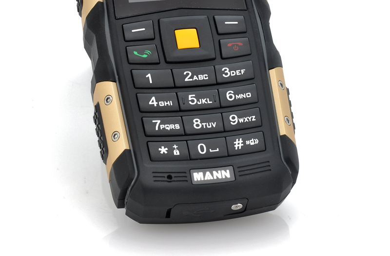Mann Zug S 2 Inch Mini Rugged Phone Ip67 Waterproof Dust
