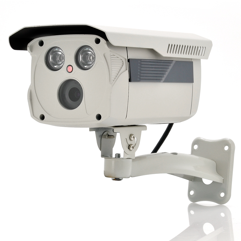 Wholesale 960p Outdoor IP Camera (Weatherproof, 1/3 Inch CMOS Sensor, 40 Meter Night Vision, IR-Cut)