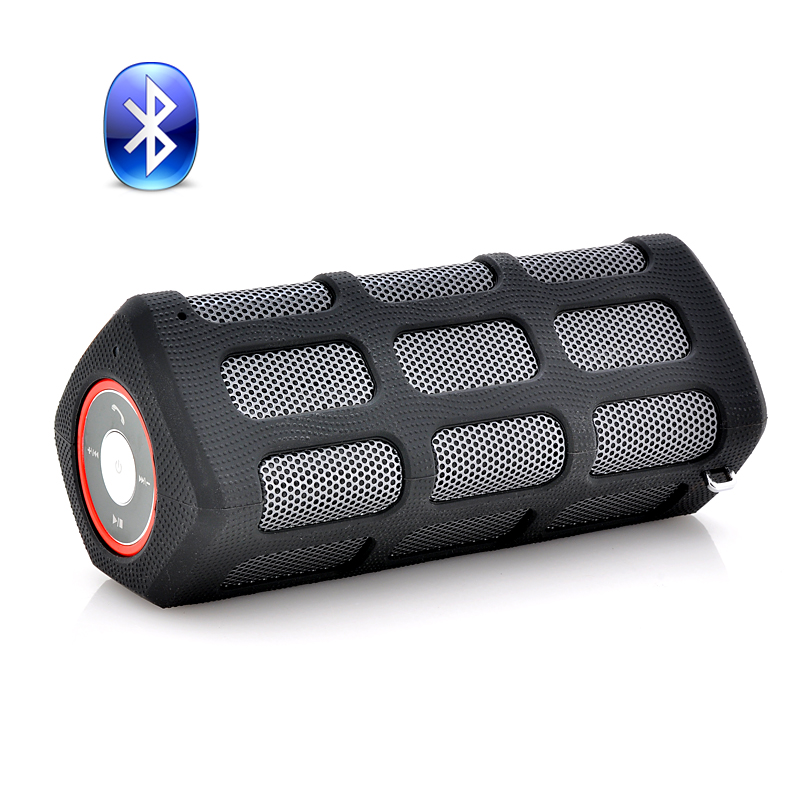Wholesale Outdoor Bluetooth Speaker + 7000mAh Power Bank (Weatherproof, Music Control, Answer Calls)