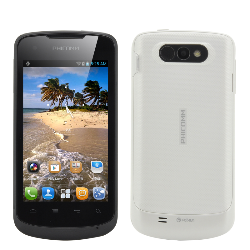 Wholesale Phicomm FWS710 Unlocked 3G Android Smartphone (3.7 Inch, 800x480)