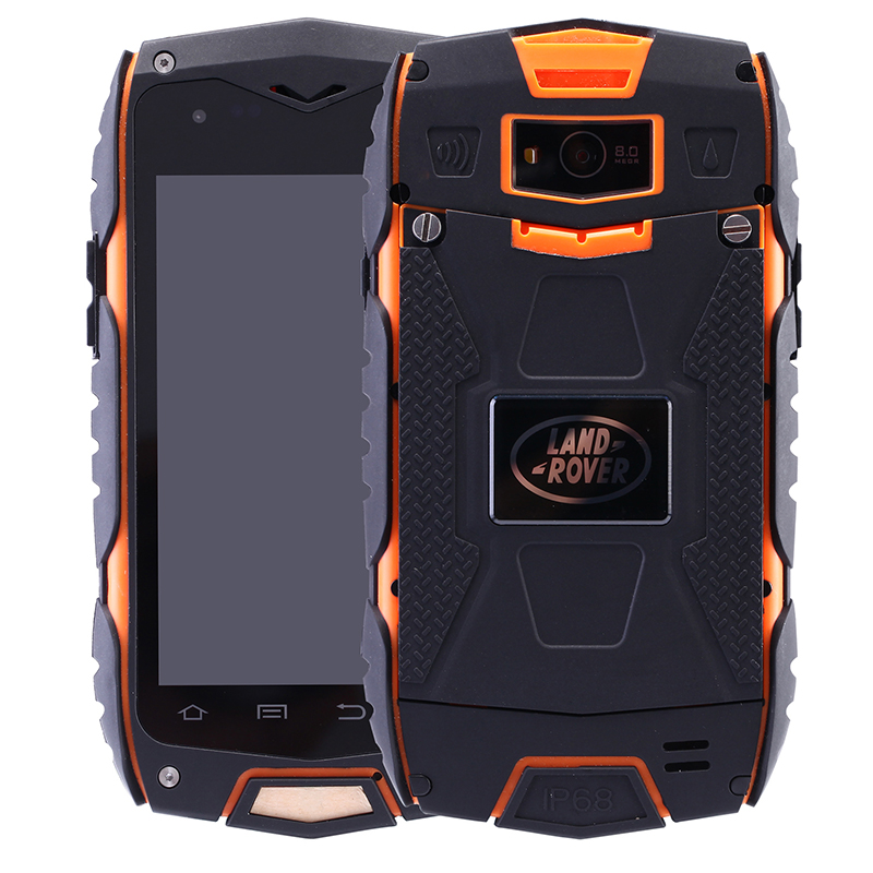 Wholesale 4 Inch Rugged Dual SIM Android Phone (Waterproof, Shockproof, Du