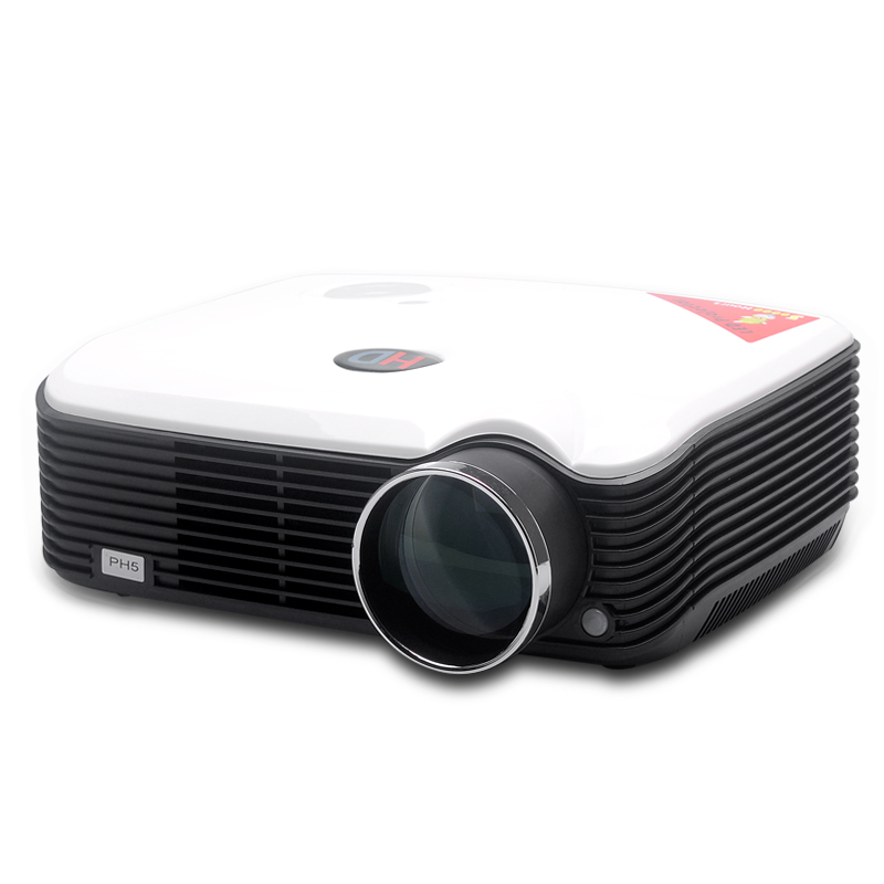 Wholesale STA-ProHome PH5 LED Projector with 60 Inch Display (140W LED, 2500 Lumens, 800x600, HDMI)