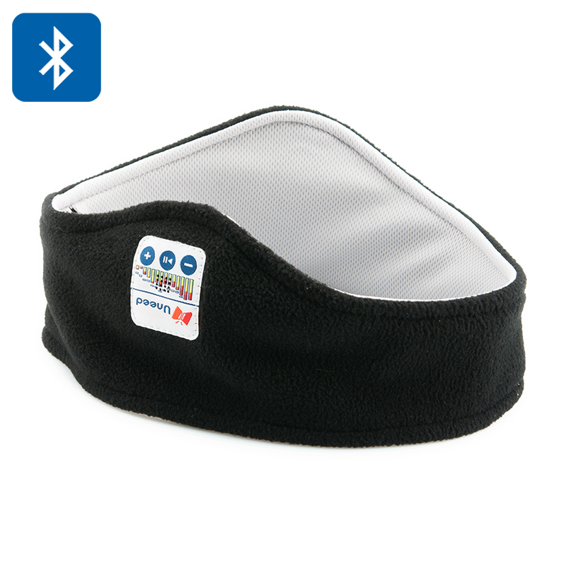 Wholesale Bluetooth Sports Headband with 98 Decibel Removable Headphones