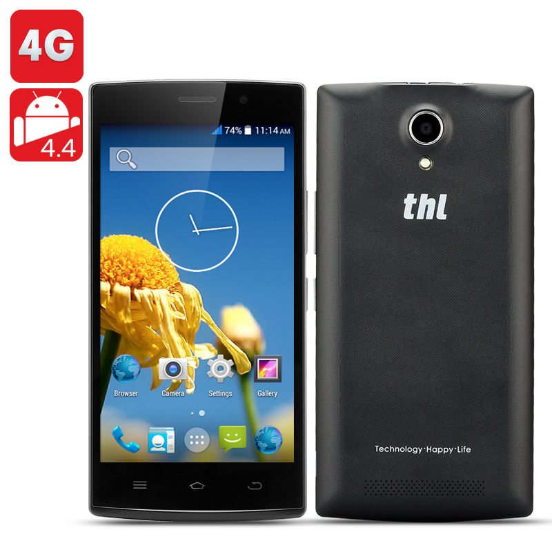 images/2014-electronics/THL-L969-5-Inch-4G-Android-Phone-854x480-Quad-Core-1-3GHz-CPU-1GB-RAM-8GB-ROM-Black-plusbuyer.jpg