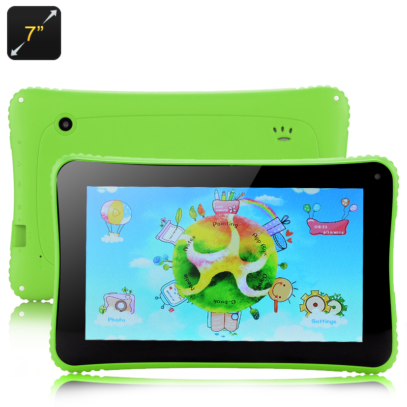 Wholesale Venstar K7 7 Inch Android 4.2 Children Tablet (Parental Control,